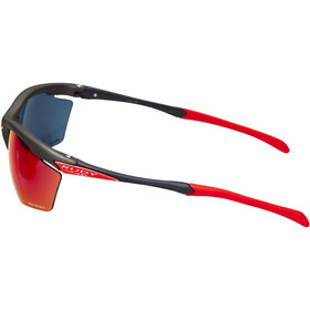 Rudy Project Agon Gafas, graphite - rp optics multilaser red